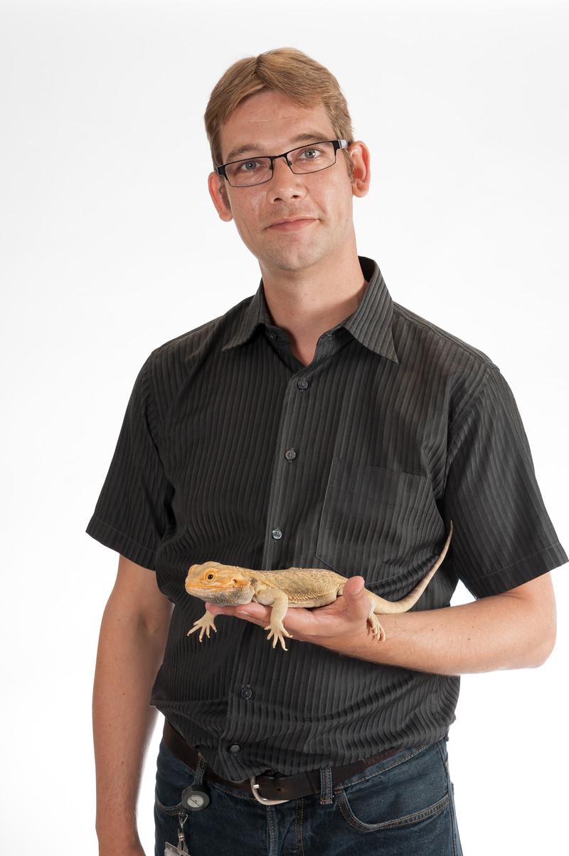 Onderzoeker van Science 4 Animals